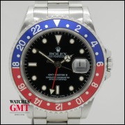 ROLEX GMT MASTER II 16710 TRITIO
