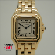 CARTIER PANTHERE GOLD