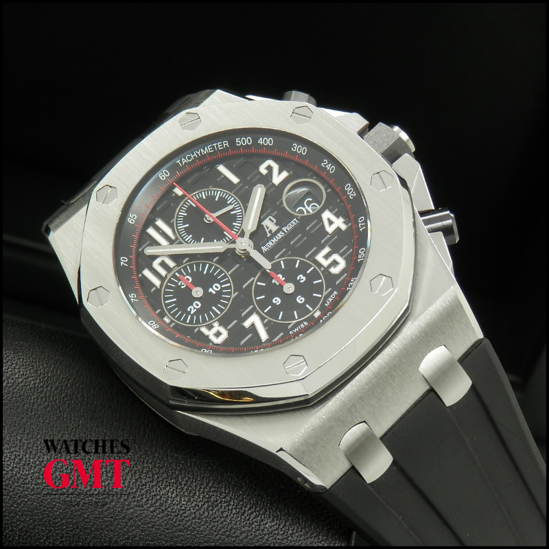 Audemars piguet royal oak offshore vampire full set watchesgmt for Royal oak offshore vampire