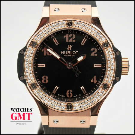 HUBLOT BIG BANG GOLD DIAMOND (4)