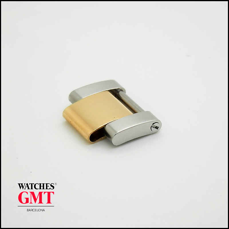 Rolex Steel & Gold Link