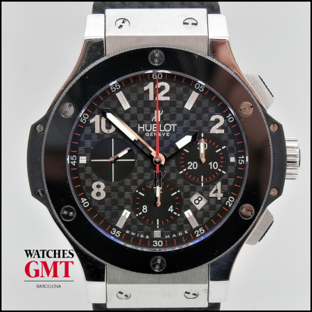 HUBLOT BIG BANG CHRONO CERAMICO