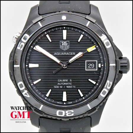 TAG HEUER AQUARACER BLACK (1)