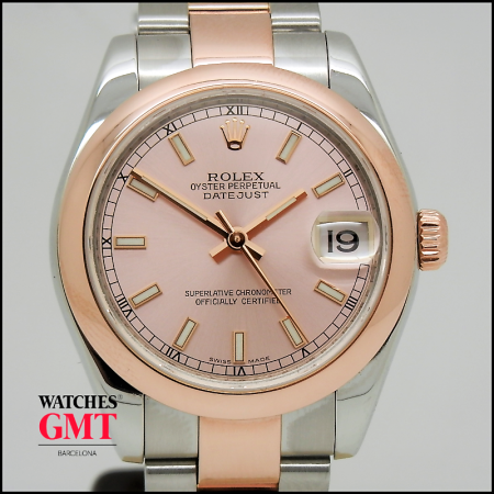 ROLEX DATEJUS MEDIANO ROSE (2)