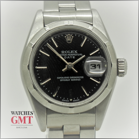 ROLEX DATEJUST LADY STEEL (2)