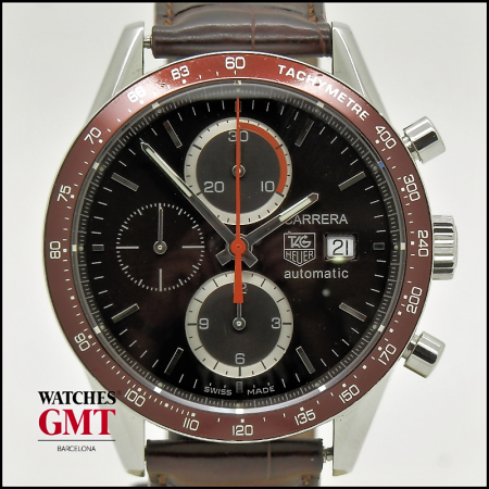 TAG HEUER CARRERA BROWN (3)